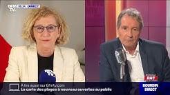 Muriel Pénicaud face à Jean-Jacques Bourdin à 8h30 sur RMC et BFMTV - vendredi 15 mai