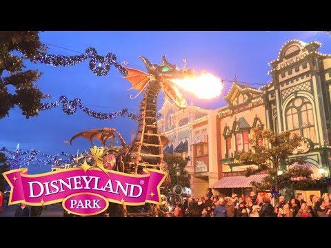 Disneyland Paris Day Two Vlog November 2017