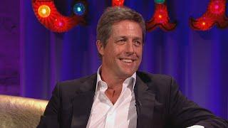 connectYoutube - Hugh Grant's Talks About Fancying His Leading Ladies - Alan Carr: Chatty Man