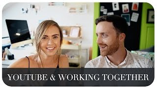 RAMBLING ABOUT YOUTUBE & WORKING TOGETHER | THE MICHALAKS