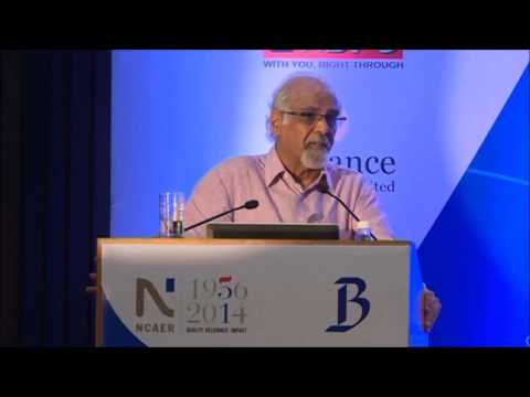 "The 2014 IPF Lecture on ""India: Changing Mindsets, Accelerating Growth, Reducing Inequality"""