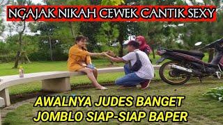GOMBALIN CEWEK CANTIK SEKS1 !! SAMPAI TERSIPU MALU-JOMBLO PASTI BAPER