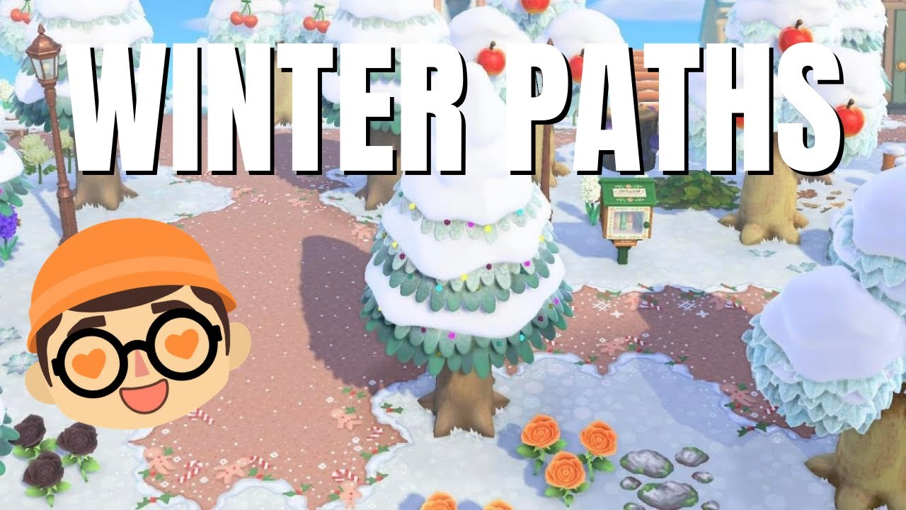 9 Amazing Winter Path Designs For Your Island Youtube