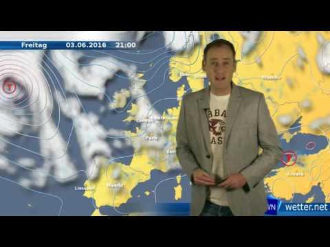 Wettervorhersage für Sachsen