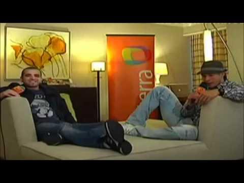 Chino Y Nacho { interview }