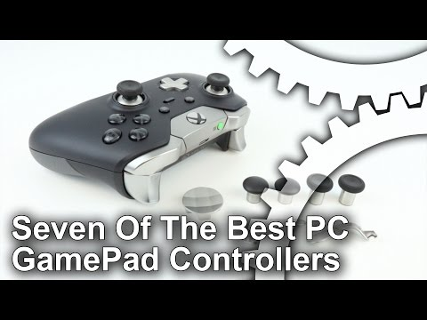 Seven Of The Best PC Controllers