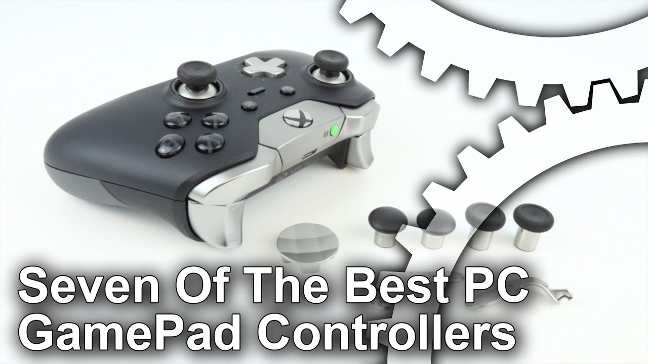 Digital Foundry's guide to the best PC controllers • Eurogamer net