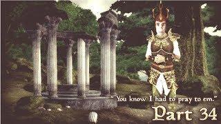 Let's Play The Elder Scrolls IV: Oblivion - Ep 34