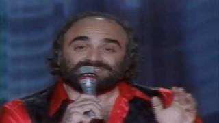 Смотреть клип песни: Demis Roussos - If You Remember Me