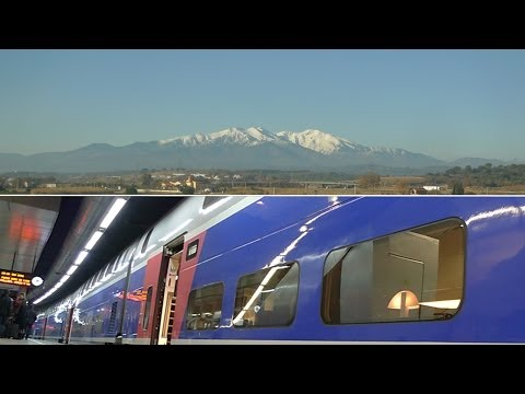 Barcelona To Paris By TGV High-speed Train From €59
