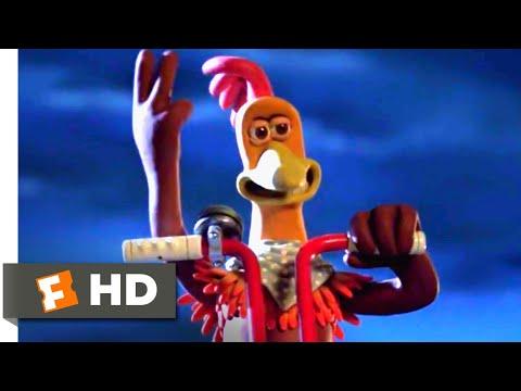 Chicken Run (2000) - Freedom Flyers Scene (9/10) | Movieclips