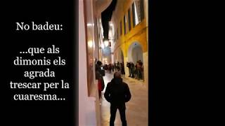 Dimonis a Ciutadella de Menorca