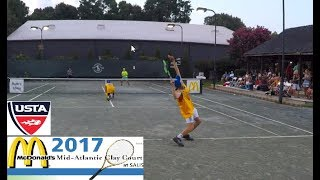 Round of 32 BEAT DOWN! - USTA McDonald