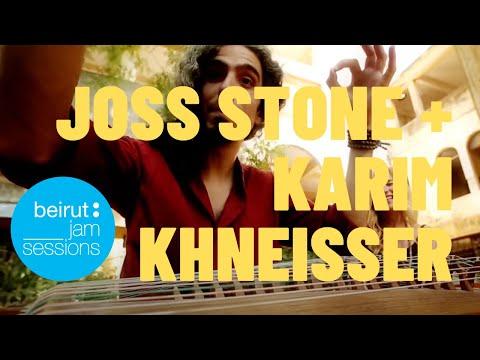 Beirut Jam Sessions | Joss Stone & Karim Khneisser - Walahi