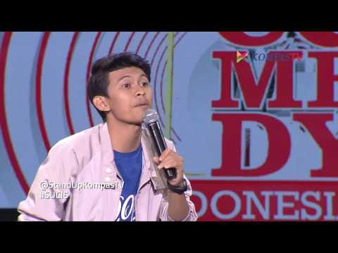 Indra Jegel: Terkenal Kok Nanggung! (SUCI 6 Show 15)