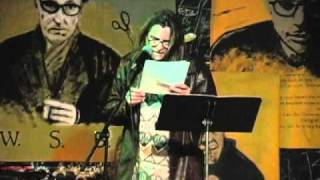 Ken Brown reads Charles Bukowski at Day of the Dead Beats 2009