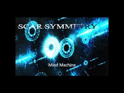 Mind Machine -  Scar Symmetry With Lyrics