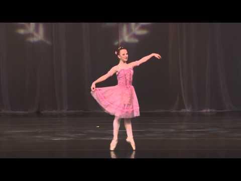Amanda Hall, 13 years old, La Fille Mal Gardée, Pembroke Ballet, ADC, 2015