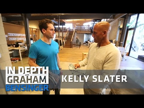 Kelly Slater: Tour of my fashion headquarters
