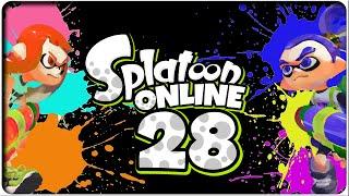 Let's Play SPLATOON ONLINE Part 28: Das bringt das August-Update [Ziel-Konzentrator]
