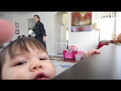 CUTEST Father Daughter moments! - January 30, 2014 - itsJudyslife Vlog