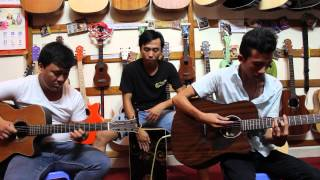 Max Guitar Club_Holiday (Hòa tấu)