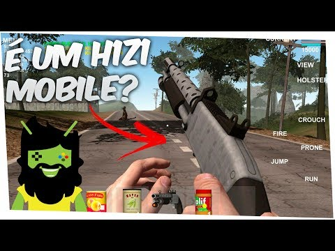 🔴PODE SER UM H1Z1 MOBILE? WICKED FOREST 2 ANDROID