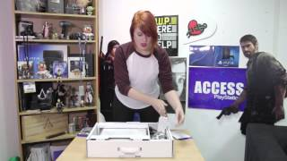 Destiny: The White PS4 Bundle Unboxed!