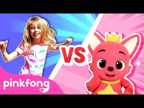 baby-shark-dance-battle- -baby-shark-challenge- -lara's-adventures-channel-vs-pinkfong!-remix