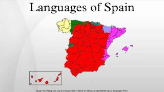 Languages of Spain