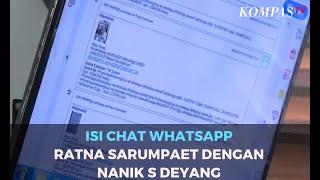 Download Video Terkuak! Isi Chat Whatsapp Ratna Sarumpaet dengan Nanik S Deyang di Kasus Hoaks Penganiayaan MP3 3GP MP4