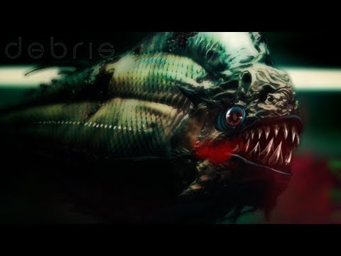 THERE IS ALWAYS A BIGGER AND SCARIER FISH! - Debris Part 2 Ending Demo Gameplay