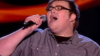 Ash Morgan's amazing performance of 'Never Tear Us Apart' - Blind Auditions | The Voice UK - BBC