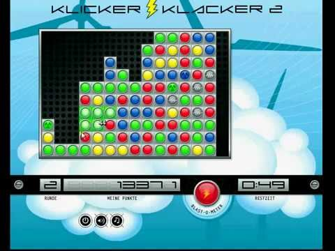 Klicker Klacker Online