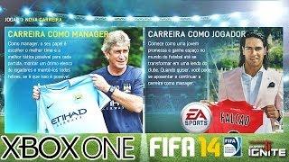 FIFA 14 - Modo Carreira: Qual Será O Time?? #01 [Xbox One]