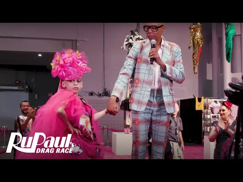 RuPaul Meets Desmond Is Amazing | RuPaul's DragCon NYC 2017