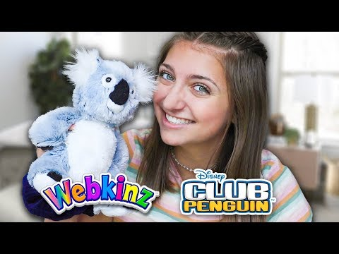 Reacting To My Old WEBKINZ Account, And MORE!