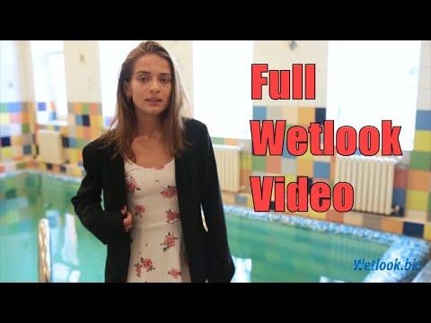 Wetlook Full video | Wetlook girl Amaly