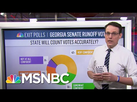 Kornacki Explains What To Watch For During Crucial GA Races | Deadline | MSNBC