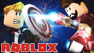 BECOMING SUPERHEROES IN ROBLOX! | Let es Play Superhero Tycoon (Reborn)!