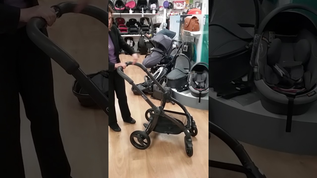 Egg Stroller For Twins Egg Stroller Quantum Grey Exclusive Video