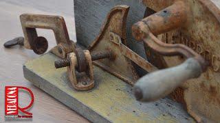 Rusty Bread Slicer - Restoration