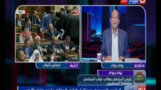 فيديو.. شردي يرد على رئيس البرلمان ومرتضى منصور