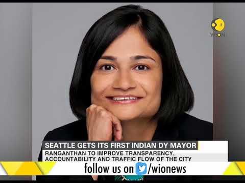 Seattle gets it's first Indian Deputy mayor