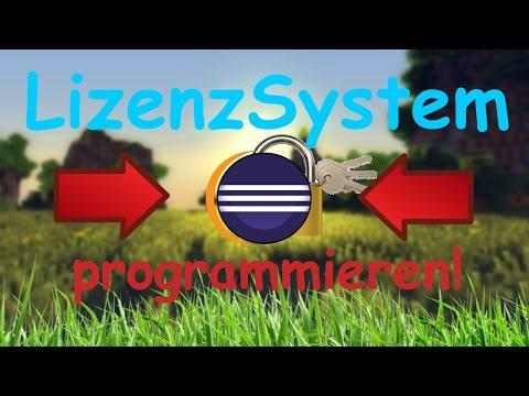 LizenzSystem programmieren! Bukkit / Spigot!   German / Deutsch   HD   1/1