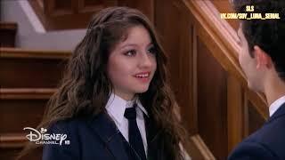 Я Луна — Разговор Луны и Маттео в колледже — 2 сезон 21 серия Рус суб