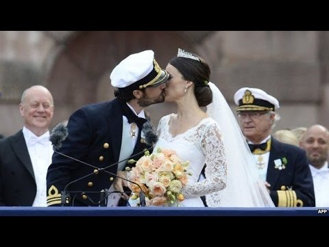 The Royal Wedding of Prince Carl Philip and Sofia Hellqvist 2015