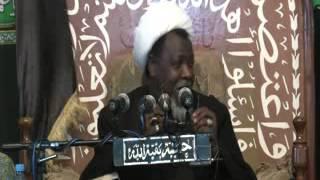 Repeat youtube video Sheikh Zakzaky 1435 Martyrdom Of Imam Hassan (A.S)