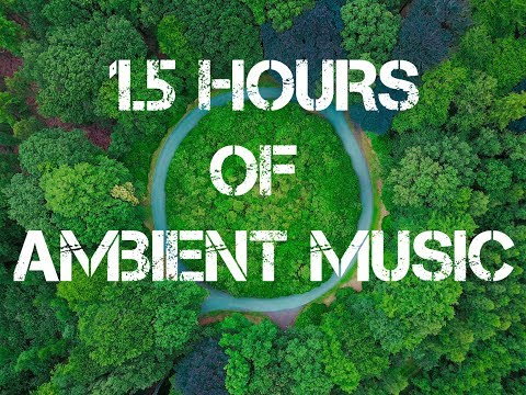 1.5 HOURS of Ambient Music. Deep Sleep, Calm Spa Music