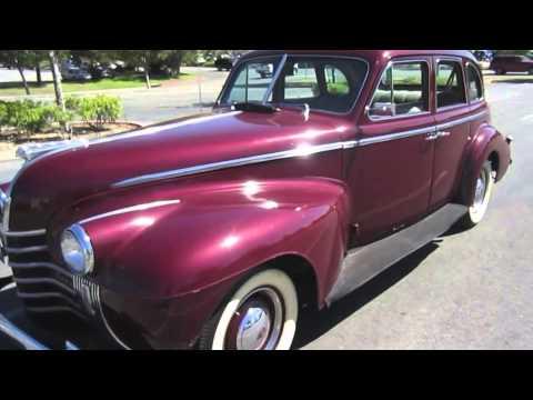 1940 oldsmobile 4 door touring sedan on for 1940 oldsmobile 4 door sedan